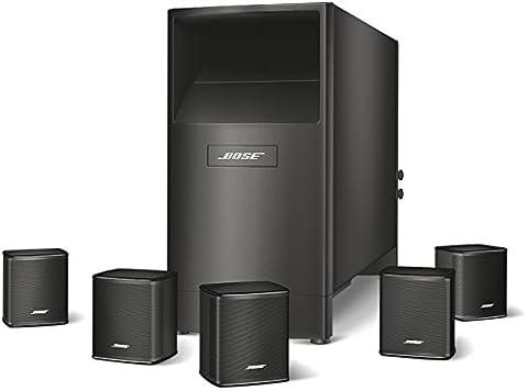 Bose ® Acoustimass ® 6 Series V Home Cinema Lautsprecher System schwarz