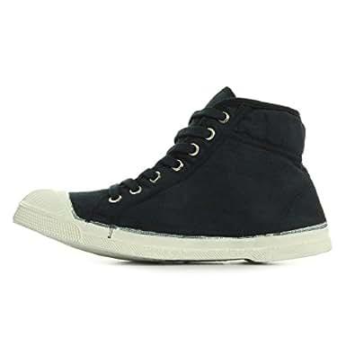 Bensimon Ten Lacet Carbone MID F15032C156835, Baskets Mode Femme - EU 41