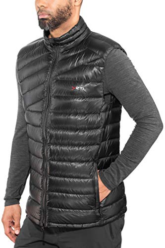 YETI Solace Lightweight Down Vest Men Black Größe M 2019 Weste Mens Down Vest