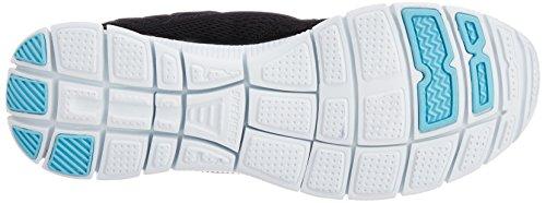 Skechers - Flex AppealObvious Choice, Sneakers da donna Nero (bklb)