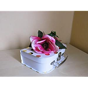 Deko - Koffer Geschenkbox Gesche