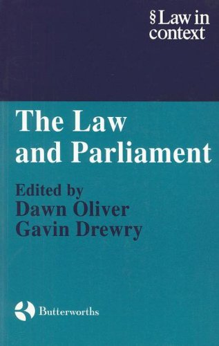 the-law-and-parliament-law-in-context