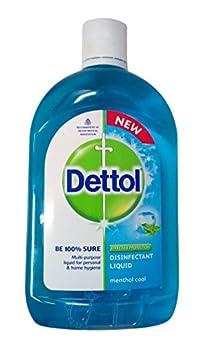 Dettol Disinfectant Liquid - Menthol Cool, 500ml Bottle