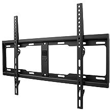 One For All WM4611 Supporto da Parete per TV - Montaggio a Muro Fisso - Dimensioni Schermo 32-84 pollici - Per Tutti i Tipi di TV – Massimo Peso 100kg - Nero