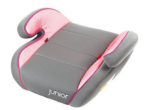 Petex 44430022 Kindersitzerhöhung Max 104 HDPE nach ECE R44/04, mehrfarbig