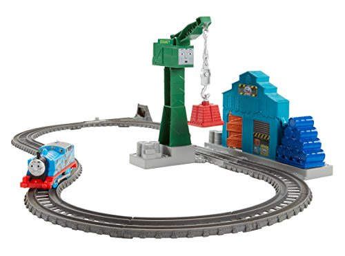 Thomas & Friends DVF73 Trackmaster Demolition At The Docks Playset
