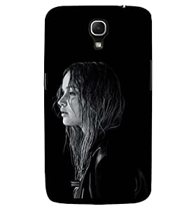 PRINTSWAG BEAUTIFUL GIRL Designer Back Cover Case for SAMSUNG GALAXY MEGA 6.3