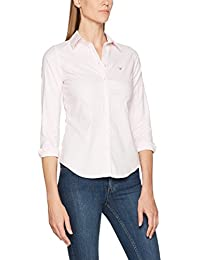 GANT Damen Hemd Stretch Oxford Banker Shirt