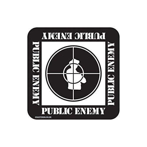 public-enemy-hip-hop-hot-drinks-coaster-fun-classic-80s-rap-band-themed-design