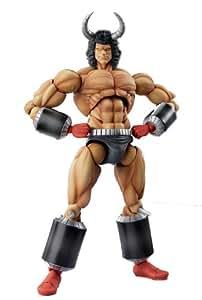 Super Figure Action [Kinnikuman] Buffalo Man 2P (PVC Figure)