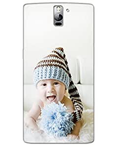 Webplaza OnePlus One Back Cover Designer Hard Case Printed Cover