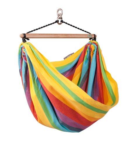 LA SIESTA - Kinderhängestuhl IRI Rainbow