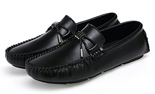 TDA ,  Herren Sneaker Low-Tops Schwarz