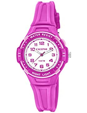 Calypso Mädchen-Armbanduhr K6070/5