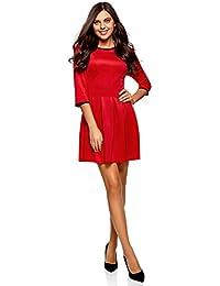 Amazon.it  Gonna rossa - Vestiti   Donna  Abbigliamento 52325621111