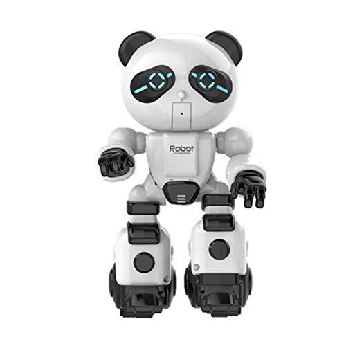 (AIflyMi Intelligenter Multi Roboter für Kinder Elektronisches Spielzeug Tanzen Roboter mit Musik und Licht)