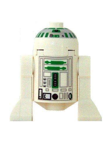 R2-R7 - LEGO Star Wars 2 Figure by (R2 Star Wars)
