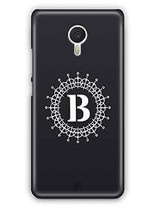 YuBingo Monogram with Beautifully Written letter B Mobile Case Back Cover for Yu Yunicorn