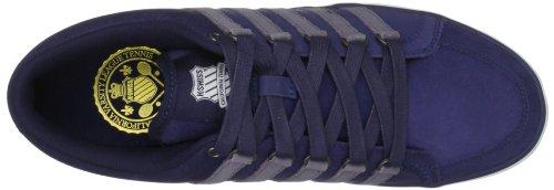 K-Swiss GOWMET II VNZ 02816-085-M Herren Klassische Sneakers Blau (Navy/Hard Rock/Bone)