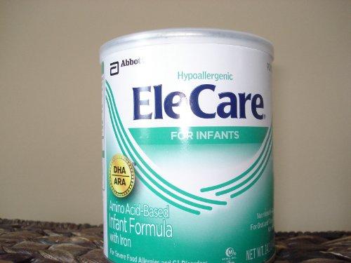 Elecare Infant Formula (DHA/ARA) 14.1 Oz. by EleCare