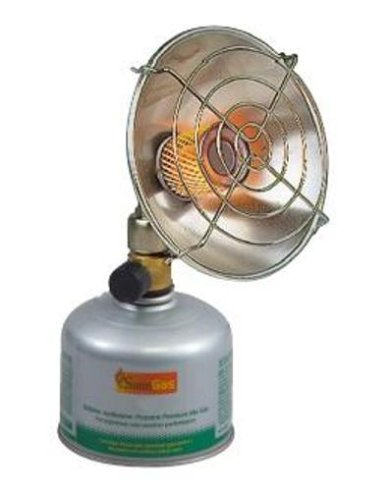 SunnGas Heater - Cartridge Operated 1