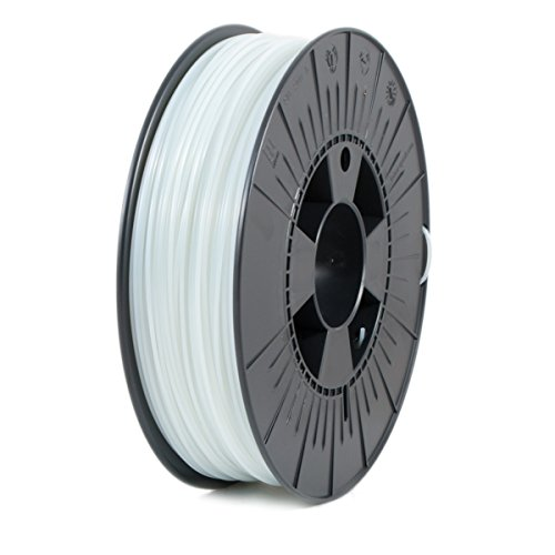 ICE FILAMENTS ICEFIL1PLA041 PLA Filament, 1,75 mm, 0,75 kg, Fluo Cunning Clear