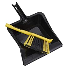 Sealey BM04HX Bulldozer Yard Dustpan & Brush Set