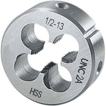 Filière en acier rapide en22568UNC Format 10–24