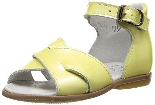 Little Mary Victory, Chaussures Premiers pas bébé fille Jaune (Apache Lueur)