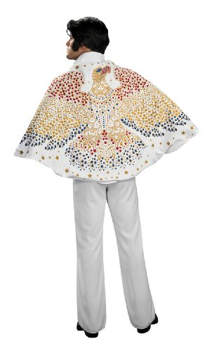 Kostüm Für Elvis Erwachsene Cape - Rubies Costume Co 16735R Adult Elvis Cape