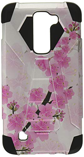 HRWireless Handy Case für LG K7-Retail Verpackung-Sakura Cherry Blossom Exotic Floral (Iphone 5 Handy-fällen, Speck)
