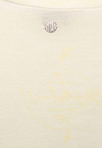 Khujo Femme Top Knox Multicolore - gelb (GT2SB-TLIM)