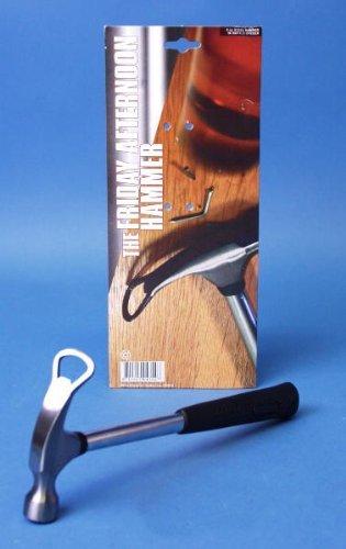 Feierabendhammer | Hammer mit Flaschenöffner