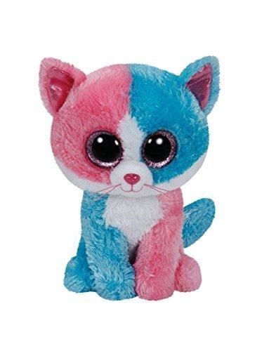 """Beanie Boo Cat - Fiona - 15cm 6"""""""