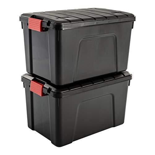 Iris, Powerbox/Auflagenbox/Kissenbox 'Store it All', (60L)