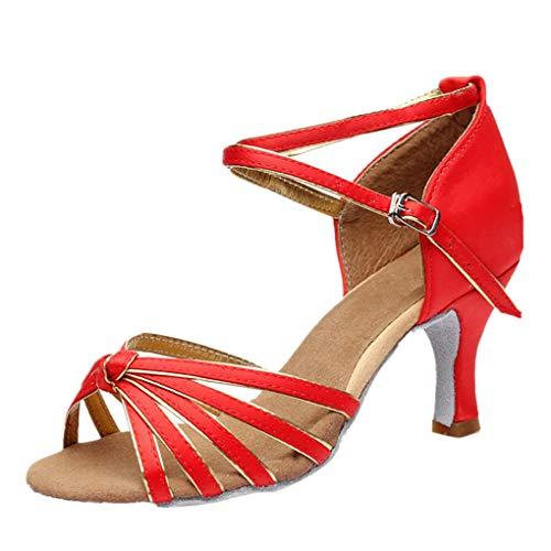 PU Damen Latein Übergrößen Sandale für