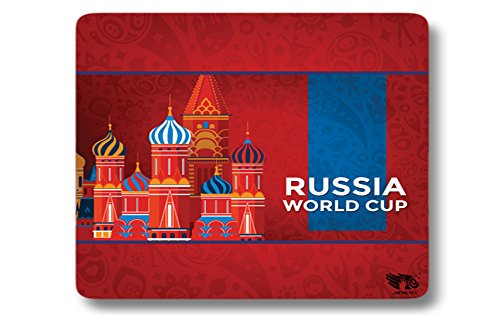 MOMENTS impressions for tomorrow Russia World Cup 2018 Designer Gaming Mouse Pad. RBMP1