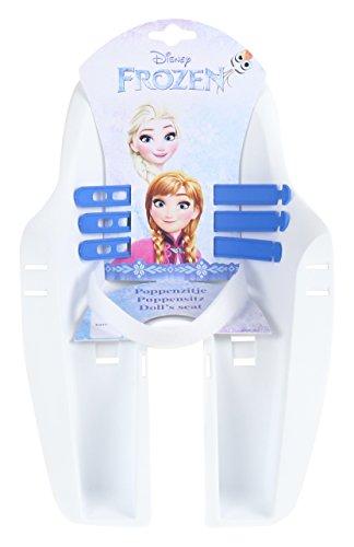 Widek Mädchen Disney Frozen Doll Seat Fahrradschlauch, weiß, M