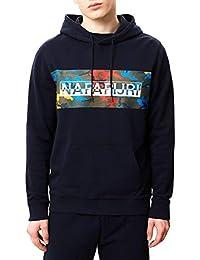 Amazon.it  NAPAPIJRI - Felpe senza cappuccio   Felpe  Abbigliamento d88512666bc3