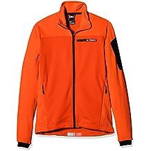 it Amazon Arancione Uomo Giacca Adidas Yd4wqdv