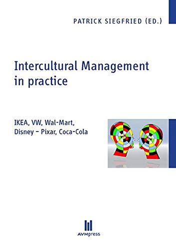 Intercultural Management in practice: IKEA , VW, Wal-Mart, Disney - Pixar, Coca-Cola (Disney-management)