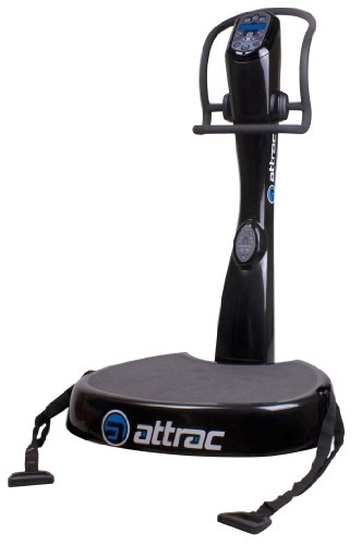 Plateforme vibrante oscillante Attrac Black Power 5 / Functional Fitness