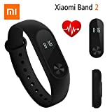 Xiaomi, Mi Band 2, fitness tracker originale, Bluetooth 4.0, con display OLED, impermeabile,...