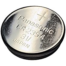 Panasonic CR2354 - Pila de botón (litio, 23 x 5,4 mm, 3 V)