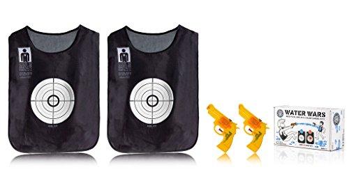 Suck UK- Pistole ad Acqua-Water Wars, Colore Arancione, SK WATERGAME1