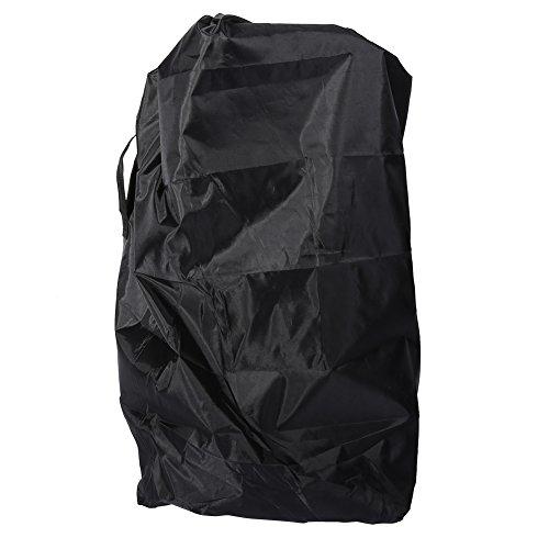 Preisvergleich Produktbild Oxford Reisetasche Kinderwagen Transport Bedeckung mit Kordelverschluss und verstellbare Schloss für Reise Urlaus(Car Stroller Bag Size 117*53*33)