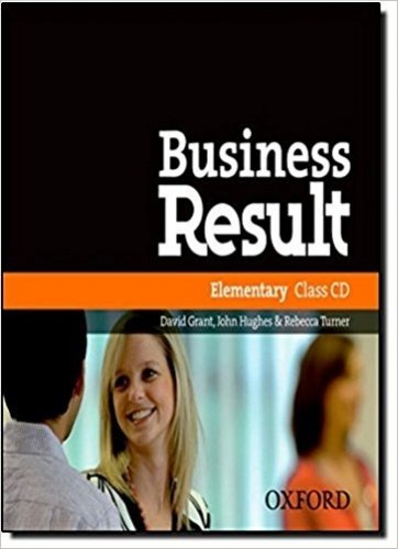 Business Result Elementary. Class Audio CD 2nd Edition (Business Result Second Edition)