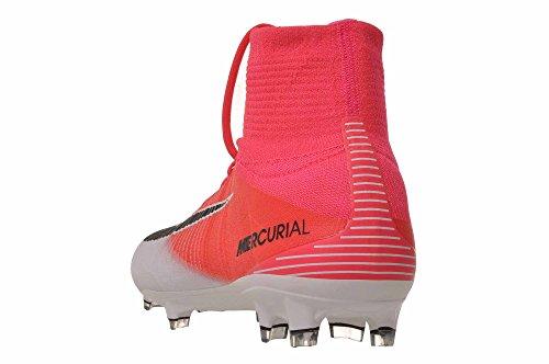 Fußballschuhe FG Nike WHITE Schwarz Herren RED V Superfly VARSITY Mercurial 1qUXIUv