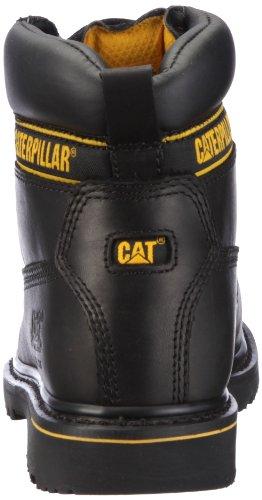 Caterpillar Holton S3, Chaussures de sécurité homme Noir