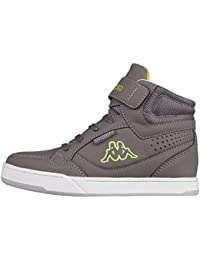 Kappa Unisex-Kinder Forward Mid Kids Hohe Sneakers
